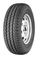Автошина CONTINENTAL Vanco Four Season 225/55 R17 101 H Всесезонная