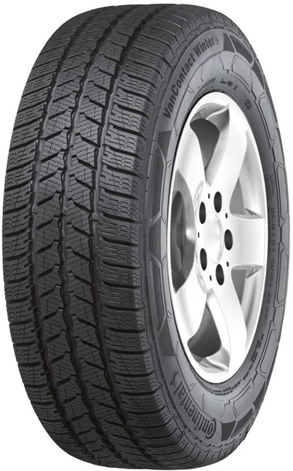 Автошина CONTINENTAL VANCONTACT WINTER 195/70 R15 104/102R Зима
