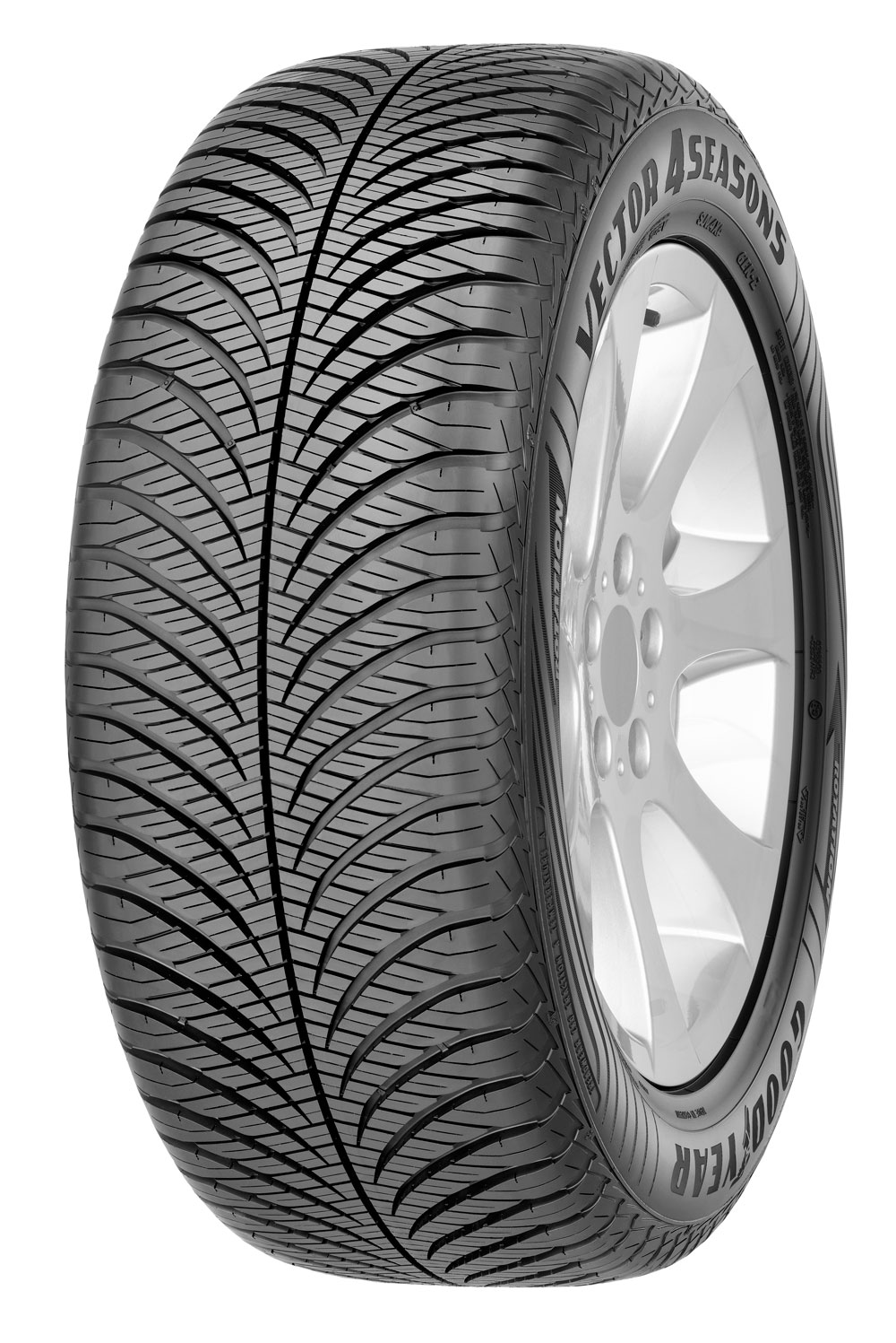 Автошина GOODYEAR VEC 4SEASONS GEN-2 185/60 R14 82H Лето