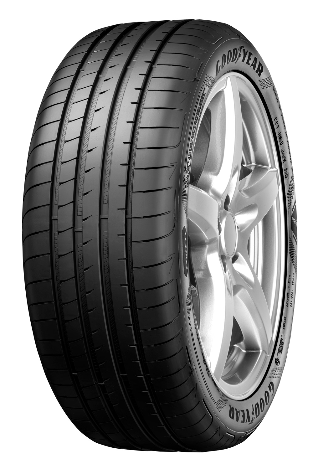 Автошина GOODYEAR EAGLE F1 ASYMMETRIC 5 315/30 R22 107Y Лето