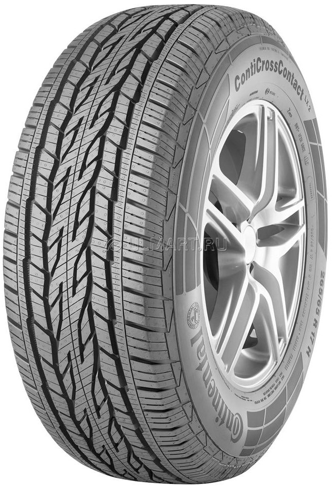 Автошина CONTINENTAL CROSSCONTACT LX 2 225/70 R16 103H Лето