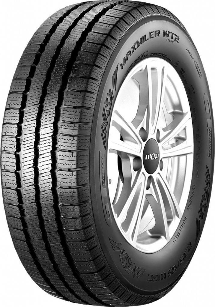 Автошина GT RADIAL MAXMILER WT2 CARGO 185/75 R16 104/102R Зима