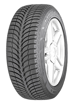 Автошина GOODYEAR ULTRAGRIP ICE+ 195/55 R16 87T Зима